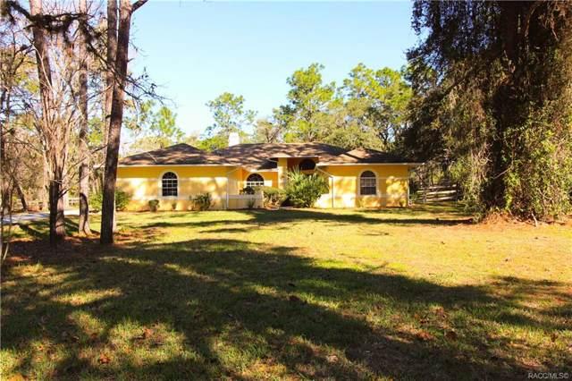 5205 N Sonora Terrace, Beverly Hills, FL 34465 (MLS #789188) :: Pristine Properties