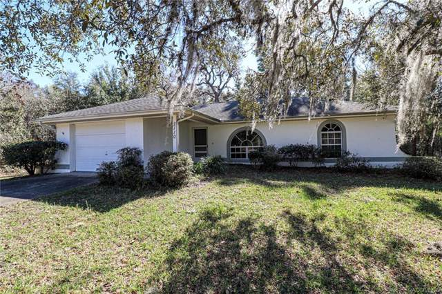 2110 E Newhaven Street, Inverness, FL 34453 (MLS #789201) :: Plantation Realty Inc.