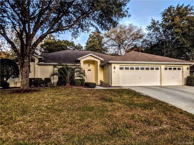13 Gourds Court E, Homosassa, FL 34446 (MLS #789210) :: 54 Realty