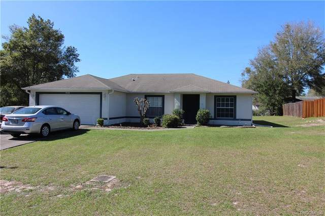 9228 N Alpinia Drive, Citrus Springs, FL 34434 (MLS #789211) :: Plantation Realty Inc.