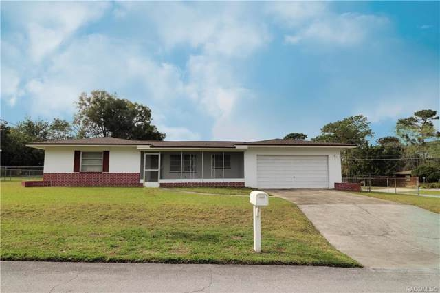 617 Champlain Avenue, Inverness, FL 34452 (MLS #789215) :: Plantation Realty Inc.