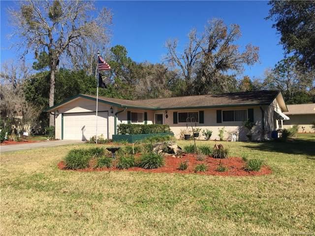 1 Laurelcherry Court, Homosassa, FL 34446 (MLS #789247) :: Plantation Realty Inc.