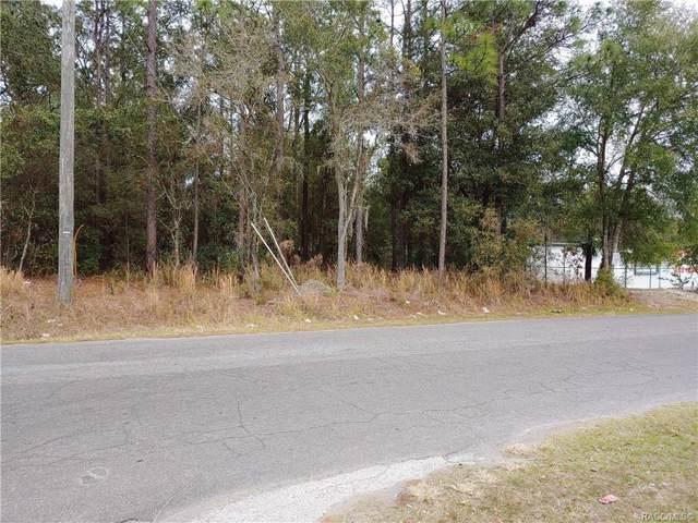 3081 E Thomas Street, Inverness, FL 34453 (MLS #789252) :: Plantation Realty Inc.