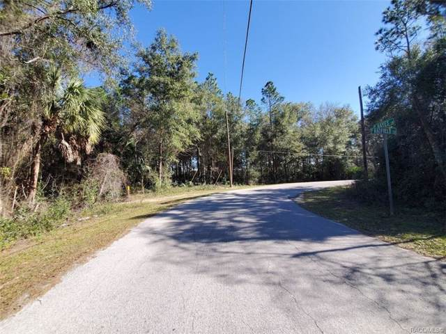 9523 W Hayes Lane, Crystal River, FL 34428 (MLS #789261) :: Plantation Realty Inc.