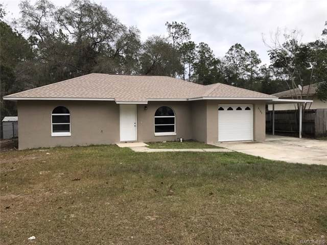 2105 W Alhambra Drive, Citrus Springs, FL 34434 (MLS #789276) :: 54 Realty