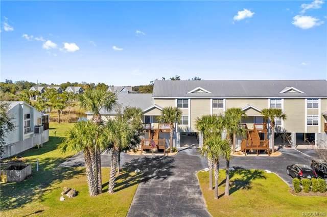 2877 N Rivers Edge Boulevard #205, Crystal River, FL 34429 (MLS #789282) :: Pristine Properties