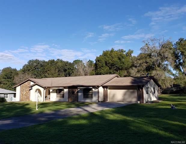 6545 E Shadow Lane, Inverness, FL 34452 (MLS #789291) :: Plantation Realty Inc.