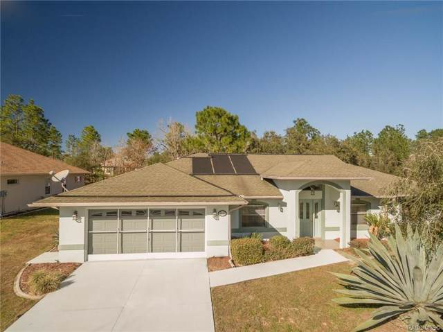 2347 E Marcia Street, Inverness, FL 34453 (MLS #789296) :: 54 Realty