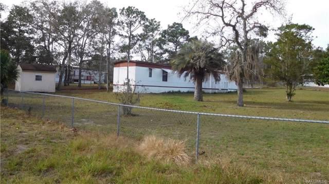 5270 W Meadow Street, Homosassa, FL 34446 (MLS #789308) :: Plantation Realty Inc.