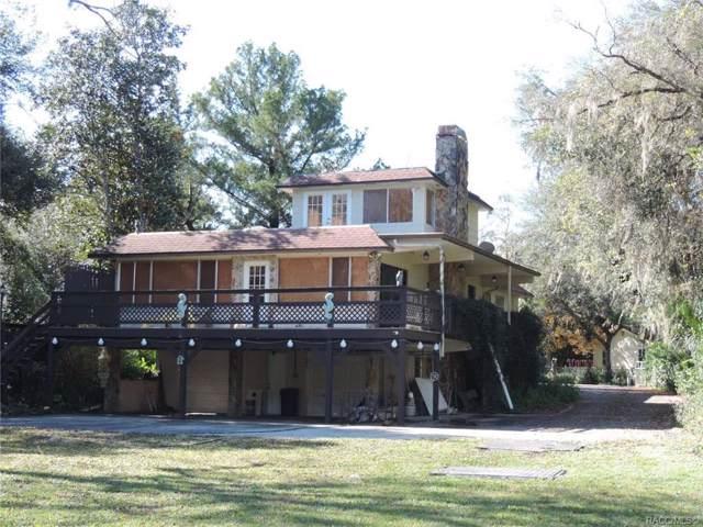 4215 E Riverside Drive, Dunnellon, FL 34434 (MLS #789309) :: Plantation Realty Inc.