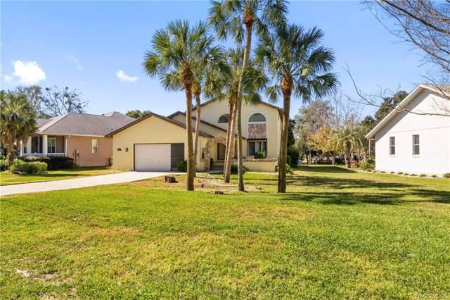 11342 W Waterway Drive, Homosassa, FL 34448 (MLS #789324) :: Plantation Realty Inc.