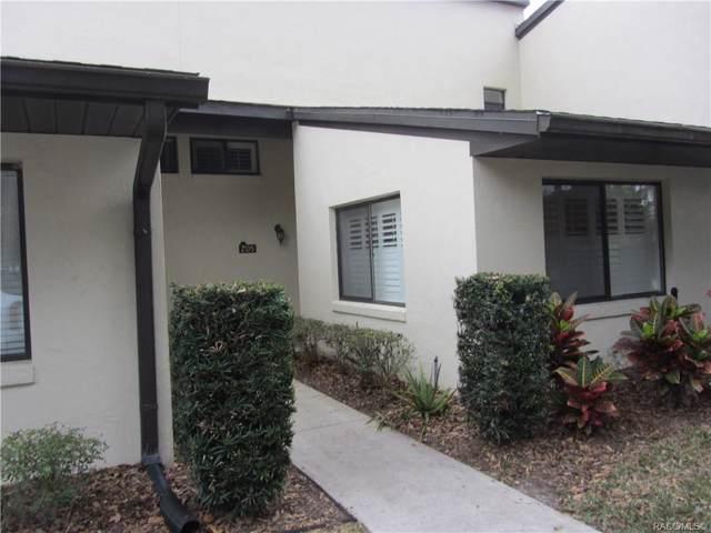1637 SE Paradise Circle #205, Crystal River, FL 34429 (MLS #789330) :: Plantation Realty Inc.