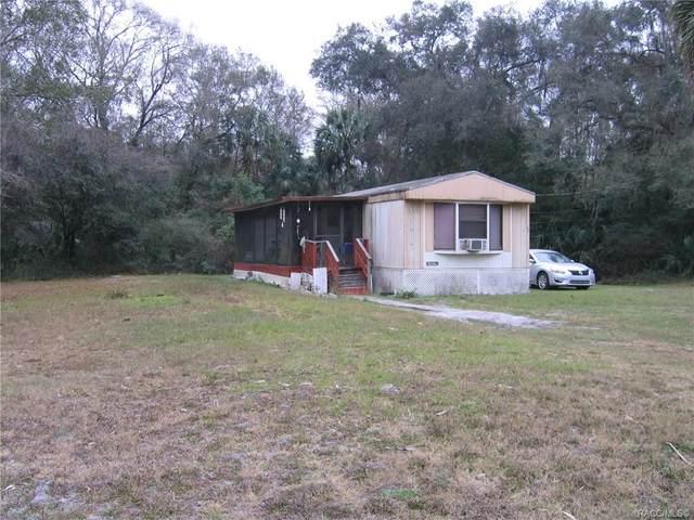 67 Sapp Street, Inglis, FL 34449 (MLS #789334) :: Plantation Realty Inc.