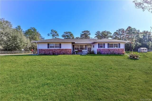 12229 S Elm Point, Floral City, FL 34436 (MLS #789360) :: Plantation Realty Inc.
