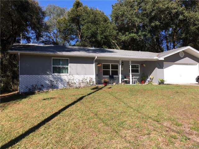 6601 E Mobile Street, Inverness, FL 34452 (MLS #789363) :: 54 Realty