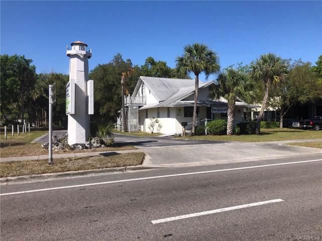 823 E Gulf-To-Lake Highway, Crystal River, FL 34429 (MLS #789391) :: Plantation Realty Inc.