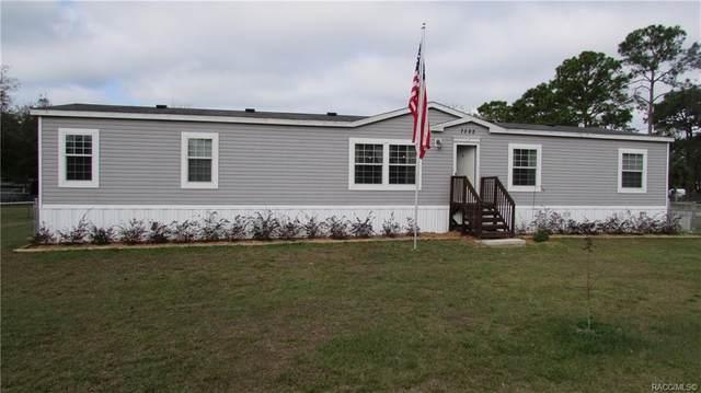 7322 S Sesame Street Terrace, Homosassa, FL 34446 (MLS #789416) :: Plantation Realty Inc.