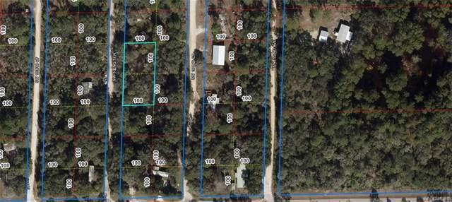 0 SW 102nd Terrace, Cedar Key, FL 32625 (MLS #789420) :: Pristine Properties