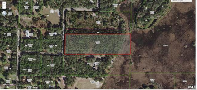 915 N Horse Prairie Road, Inverness, FL 34450 (MLS #789465) :: Plantation Realty Inc.