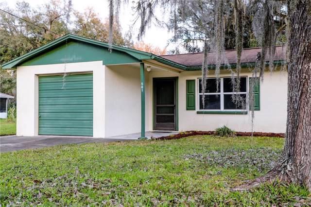 561 S Little John Avenue, Inverness, FL 34450 (MLS #789471) :: Plantation Realty Inc.