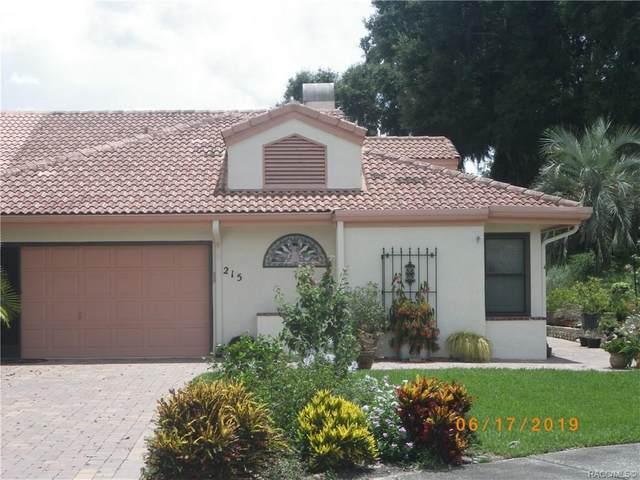215 Buena Vista Court, Inverness, FL 34450 (MLS #789483) :: Plantation Realty Inc.