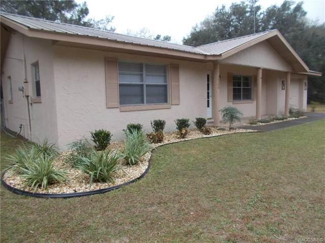 3720 E Delight Street, Hernando, FL 34442 (MLS #789490) :: Plantation Realty Inc.