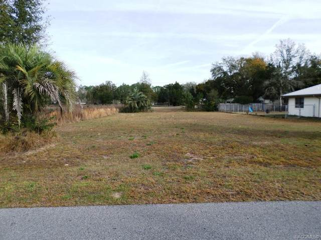 Lot 52 SW Beach Boulevard, Dunnellon, FL 34431 (MLS #789533) :: Plantation Realty Inc.