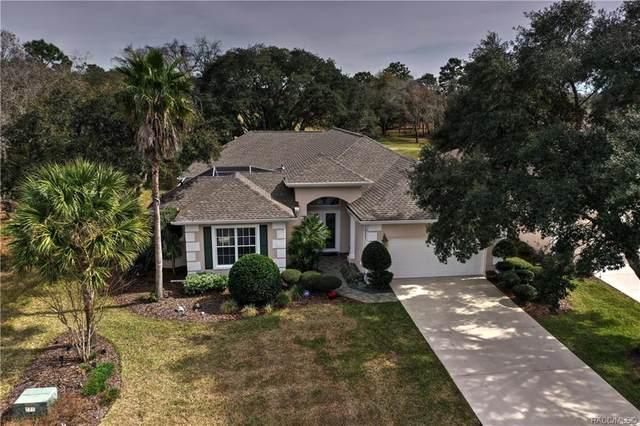 52 Deerwood Drive, Homosassa, FL 34446 (MLS #789553) :: Plantation Realty Inc.