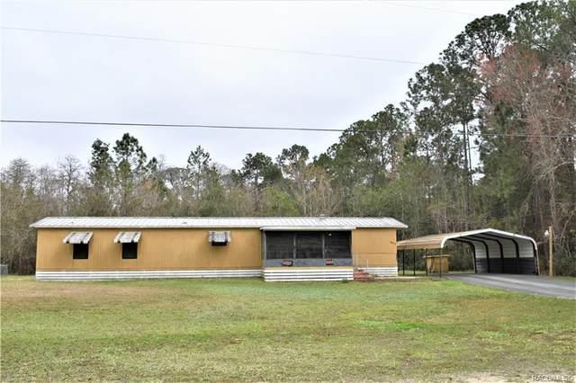 7870 W Ox Eye Place, Homosassa, FL 34448 (MLS #789584) :: Plantation Realty Inc.