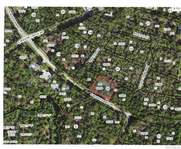 5759 S Boulevard Drive, Homosassa, FL 34448 (MLS #789587) :: Plantation Realty Inc.