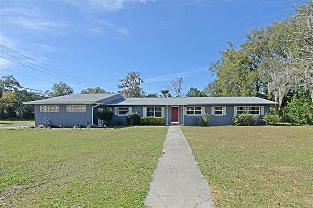 310 S Pine Avenue, Inverness, FL 34452 (MLS #789600) :: Plantation Realty Inc.