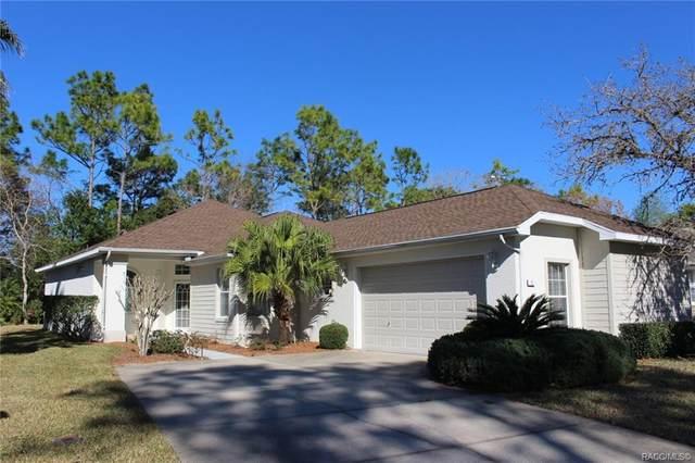 5 Byrsonima Court S, Homosassa, FL 34446 (MLS #789606) :: Pristine Properties