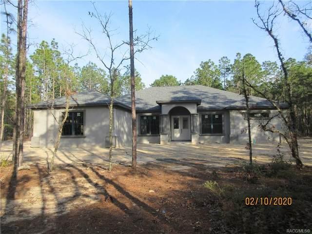 1811 W La Bonte Circle, Beverly Hills, FL 34465 (MLS #789610) :: Plantation Realty Inc.