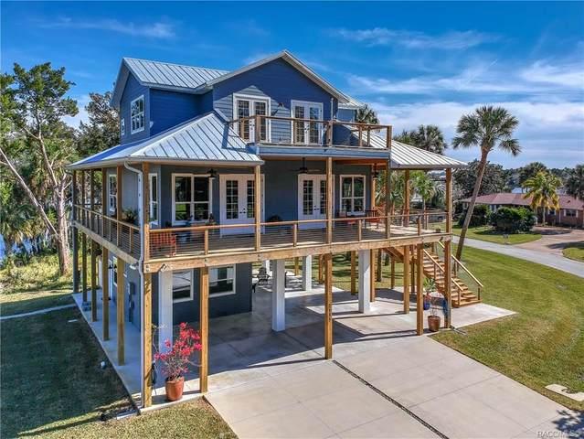 2135 NW 14th Street, Crystal River, FL 34428 (MLS #789631) :: Plantation Realty Inc.