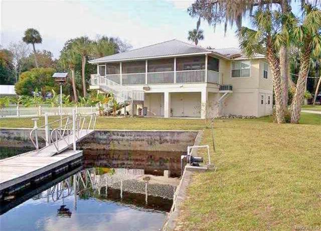 5313 Riverside Drive, Yankeetown, FL 34498 (MLS #789642) :: Plantation Realty Inc.