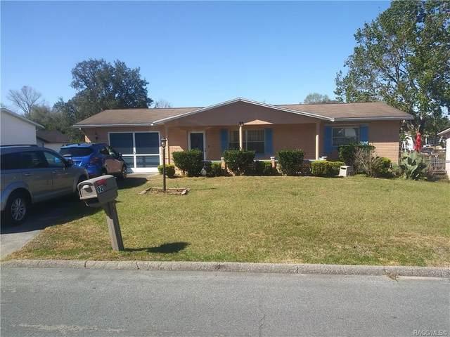 92 S Osceola Street, Beverly Hills, FL 34465 (MLS #789647) :: Pristine Properties