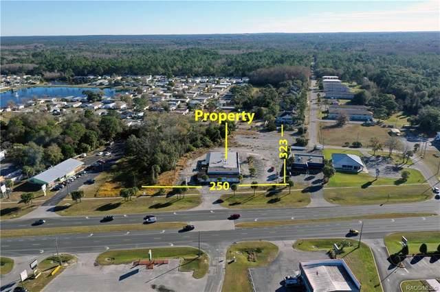 2035 SE Us 19 Highway, Crystal River, FL 34429 (MLS #789670) :: Plantation Realty Inc.