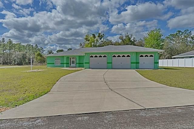9272 N Akola Way, Citrus Springs, FL 34434 (MLS #789685) :: Plantation Realty Inc.