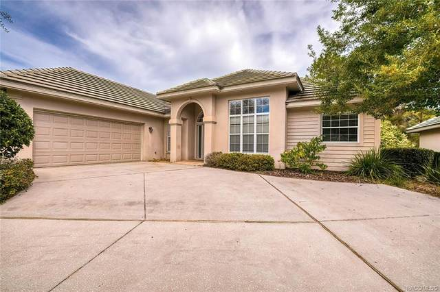 3190 N Barton Creek Circle, Lecanto, FL 34461 (MLS #789694) :: Plantation Realty Inc.
