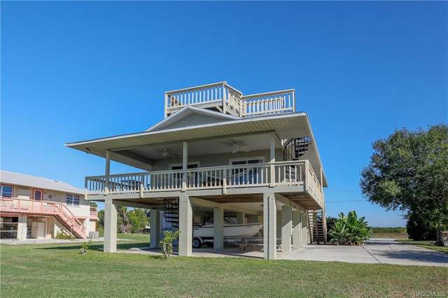 14050 W Sanddollar Lane, Crystal River, FL 34429 (MLS #789697) :: Plantation Realty Inc.