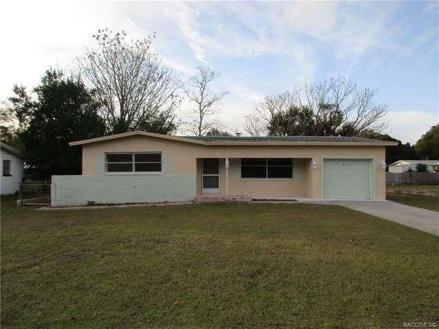 24 N Columbus Street, Beverly Hills, FL 34465 (MLS #789715) :: Pristine Properties