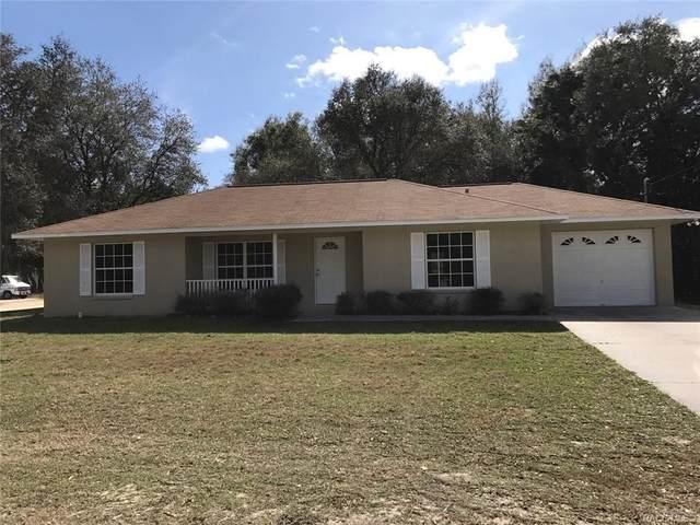 2611 Wilson Street, Inverness, FL 34453 (MLS #789722) :: Pristine Properties