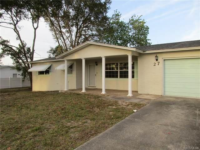 27 New York Boulevard, Beverly Hills, FL 34465 (MLS #789724) :: Pristine Properties