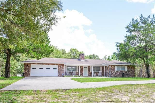 11441 S Hibbard Path, Floral City, FL 34436 (MLS #789731) :: Plantation Realty Inc.