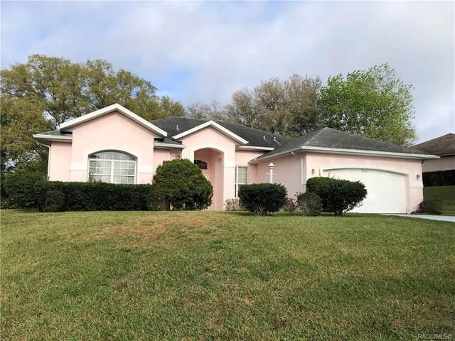 4632 N Crestline Drive, Beverly Hills, FL 34465 (MLS #789744) :: Plantation Realty Inc.