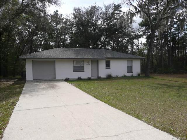 6612 W Venable Street, Crystal River, FL 34429 (MLS #789756) :: Plantation Realty Inc.