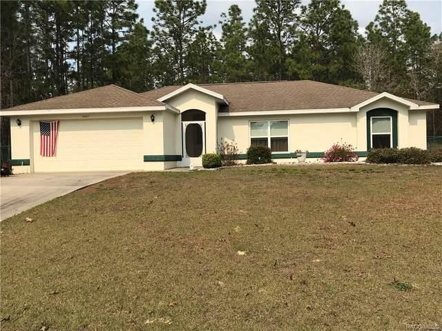 1467 Lamplighter Street, Citrus Springs, FL 34434 (MLS #789761) :: Plantation Realty Inc.