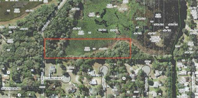 3346 & 3310 S Canal Road, Inverness, FL 34450 (MLS #789774) :: Plantation Realty Inc.