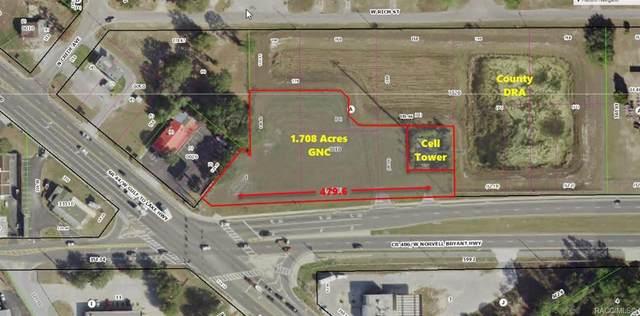 6773 W Norvell Bryant Highway, Crystal River, FL 34429 (MLS #789779) :: Plantation Realty Inc.