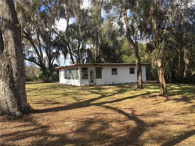 1890 S Tsala Terrace, Inverness, FL 34450 (MLS #789894) :: Plantation Realty Inc.